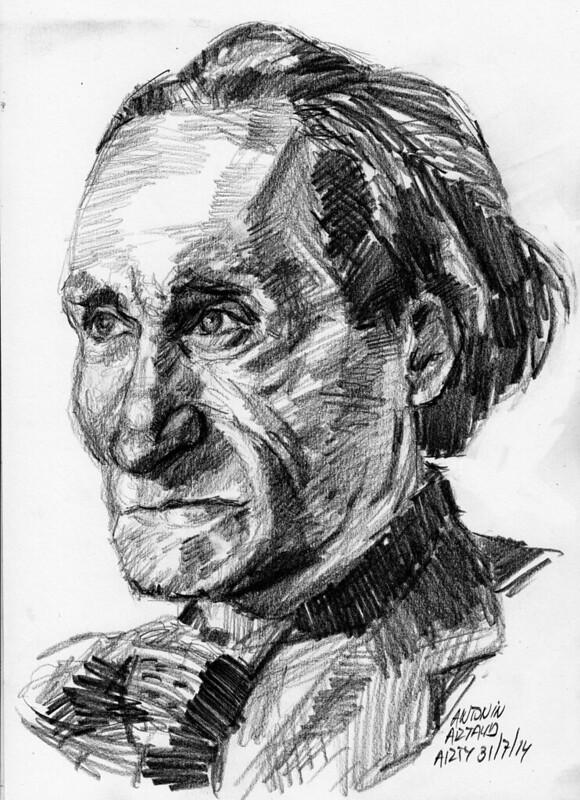 Antonin Artaud for PIFAL