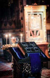 Всенощное бдение в Софийском соборе 290
