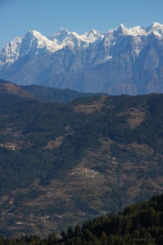 lhotse montagnes mounteverest nepal préci pattale solukhumbu thamserku