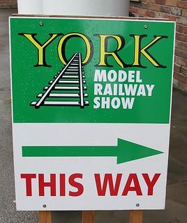 York Sign