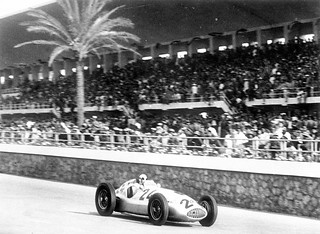 Mercedes-Benz 1.5 liter W 165 @ 1939 Tripoli GP