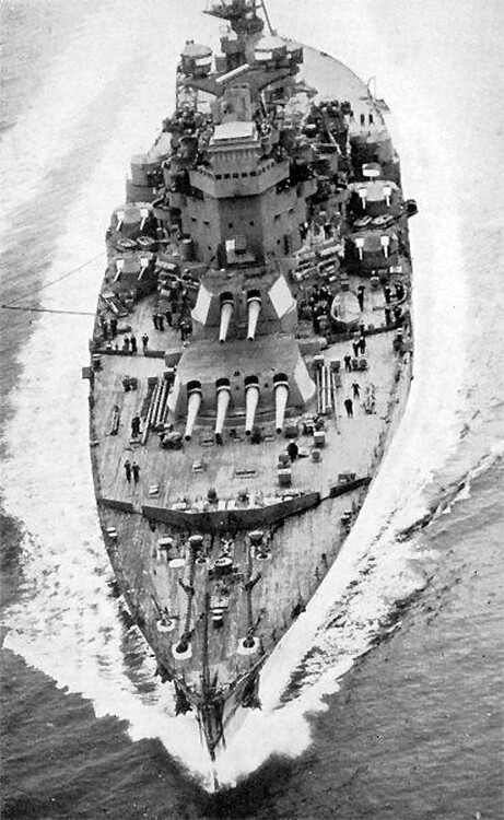 El HMS King George V