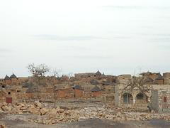Village dogons au Mali.
