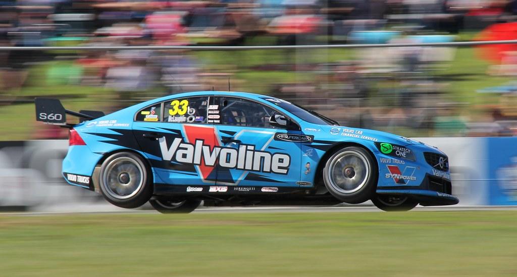 Scott McLaughlin Perth 400 | Saving the tyres | DJPAUS | Flickr