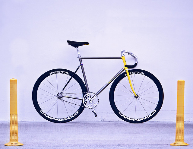 My ferriveloci Modello B  Taipei