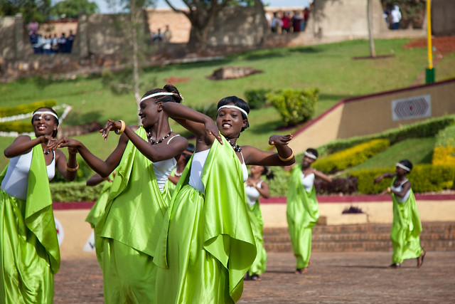 Annual Meeting - 2014: Spouses day 2, visit in Huye.