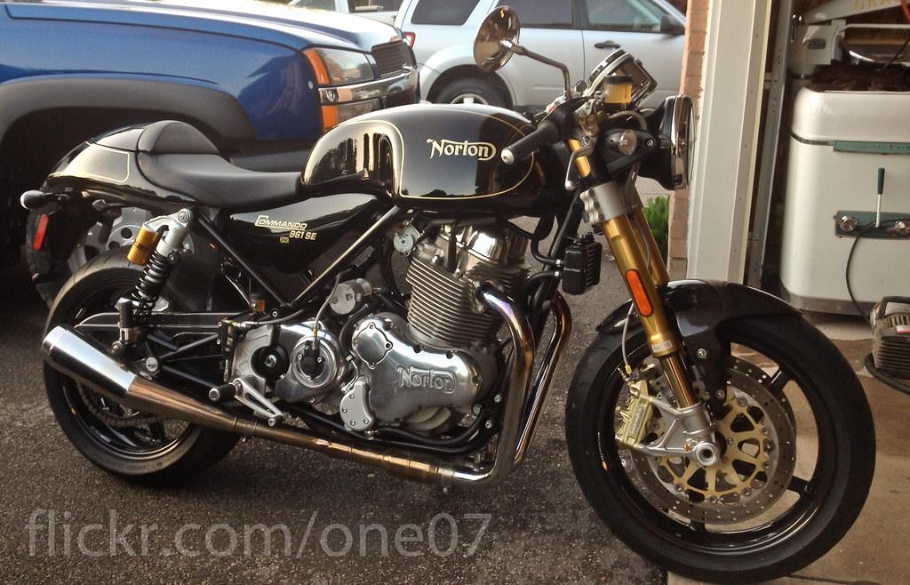 Norton 961 Se 107 2013 Norton Commando Se 961 107 Of 200 Flickr