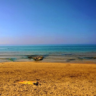 Another shot from TOK.tv #WorldCup retreat in #Sicily. This is the wonderful sea of Marina di Ragusa. @igersitalia @_connects @windowsphone @windowsphoneitalia @natgeo #sicilia #italia #LumiaStories #lumia1020 | by Zatomas