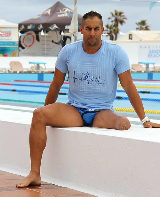 Lionel Morales en Sands Beach Resort