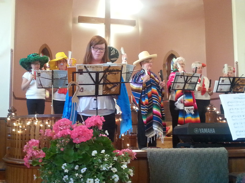Lots of talent was shown off at the 150th Anniversary Variety Concert at the Belgrave Knox United Church.