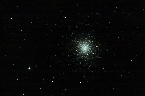 M13 first photo with VISAC
