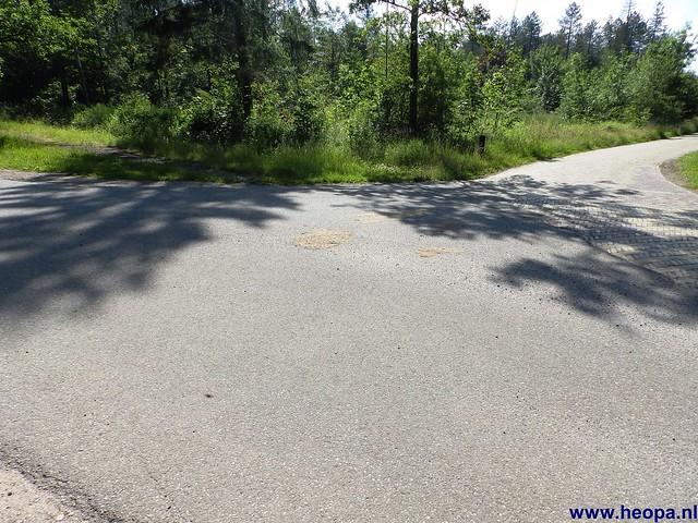 12-06-2014 Dronten Roggebotzand  20 Km (9)
