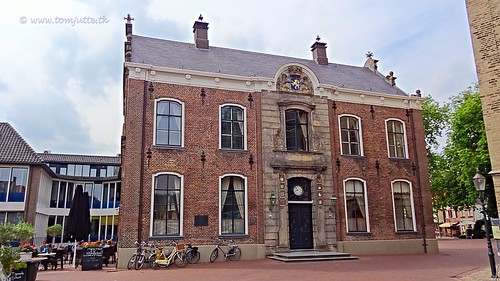 city travel sun holiday holland history nature netherlands dutch bike bicycle cycling town vakantie hall europe view you sony nederland cybershot tourists cycle views fietsen stadhuis gelderland lochem webshots fietsvakantie hx9v