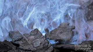 Rauchende Kohlen | Projekt 365 | Tag 172