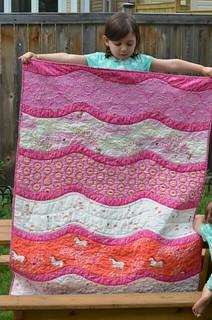 Big sister quilt