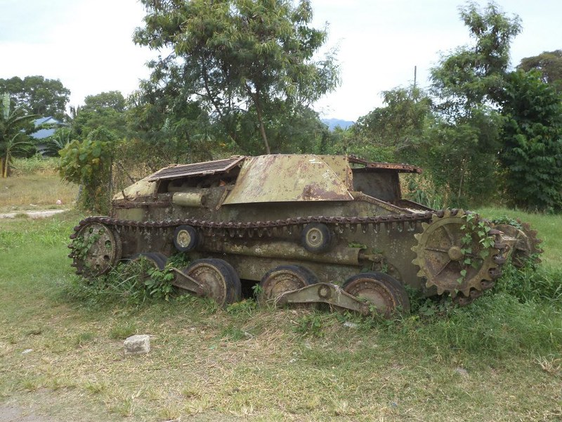 Type 95 Ha Go Tank