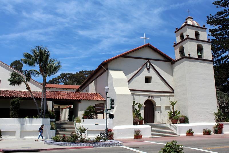 Ventura: Mission San Buenaventura