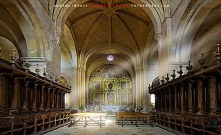Iglesia del monasterio de Santa María de Sandoval (Mansill… | Flickr