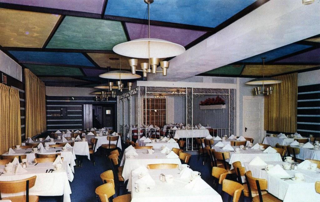 Blue Lantern Restaurant Aurora Il Located At The City Lim