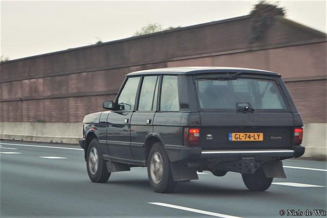 '1980' Range Rover
