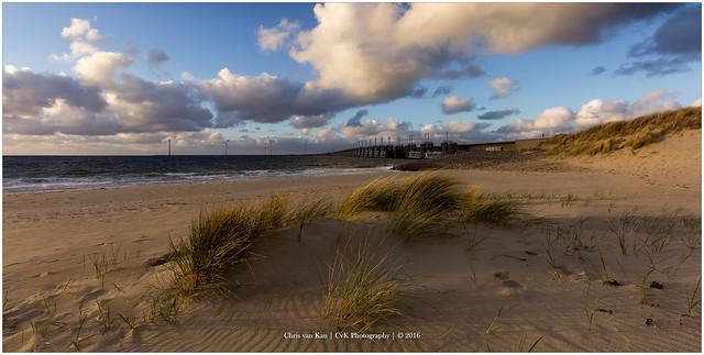 Zeeland Beach, Netherlands