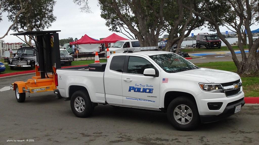 Chevy San Diego >> San Diego Ca Harbor Police Chevrolet Colorado 20 Flickr