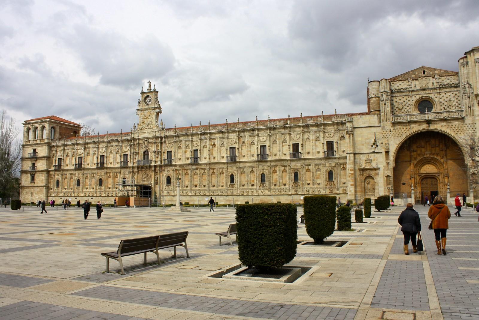 Hostal de San Marcos, León, Spain