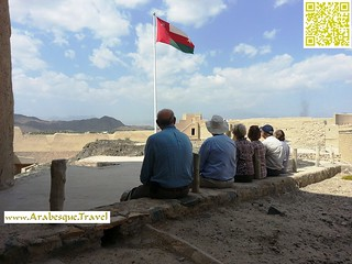Bahla Fort - Oman - During 16 days friends holiday 2013 | by Arabesque Travel Oman
