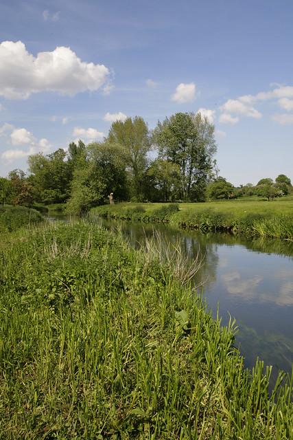 The Riverbank..