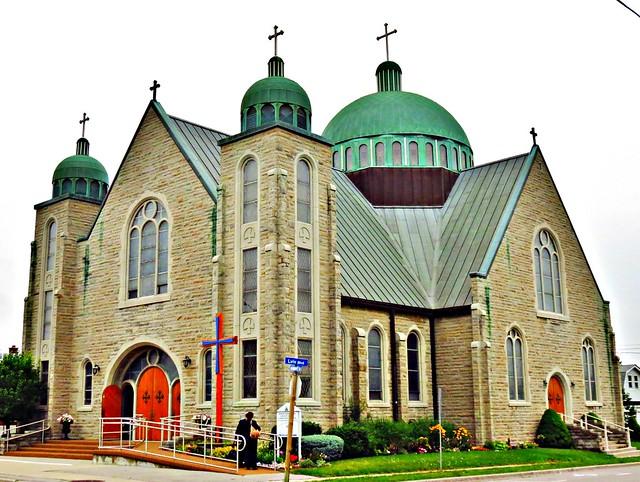 St. George's Ukrainian Catholic Church, Oshawa, ON