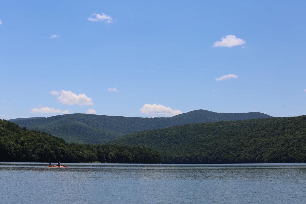 Recreational Boating on Schoharie Reservoir