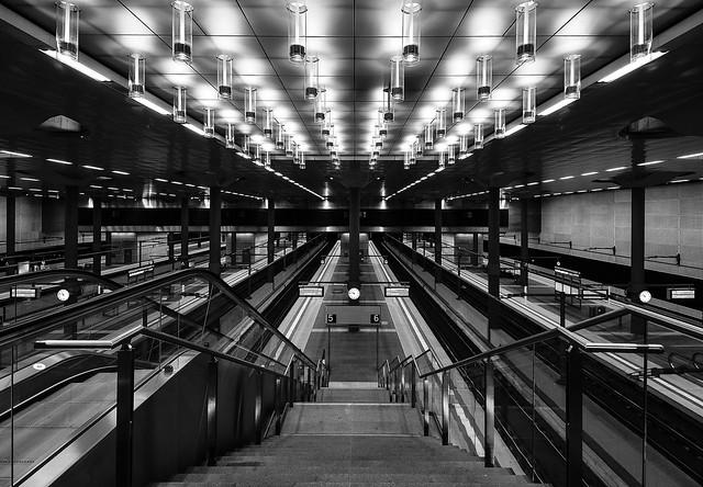 main station 10:46 AM
