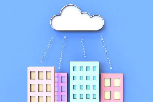 3D Cloud Computing   by ccPixs.com