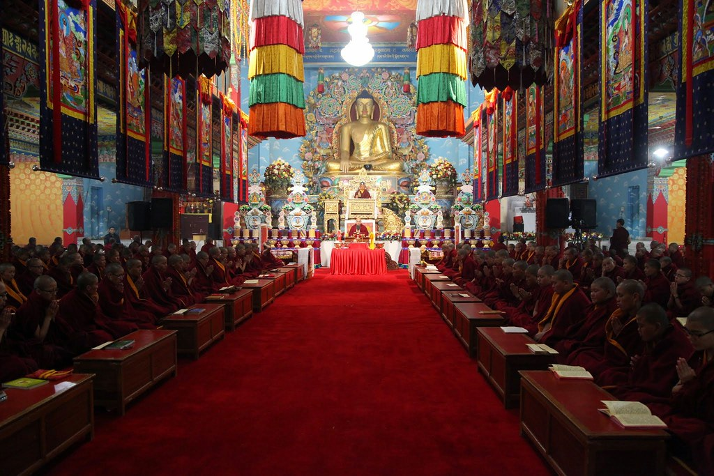 2015.01.18 An Evening of Prayers for the Deceased