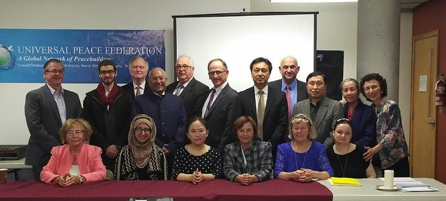 Canada-2017-03-25-Canadian Seminar Discusses 'Current Challenges of Interfaith Activity'