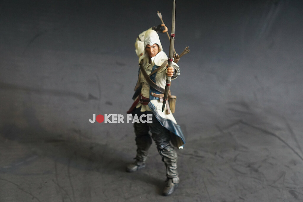 Mo Hinh Connor Kenway Pak Assassin S Creed Jokerface V