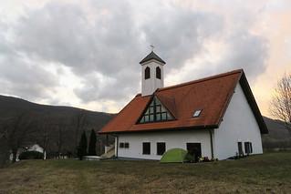 Camping at the church yard | by najuste