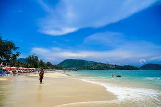 lovely beach - Sony A7R | by Luke,Ma
