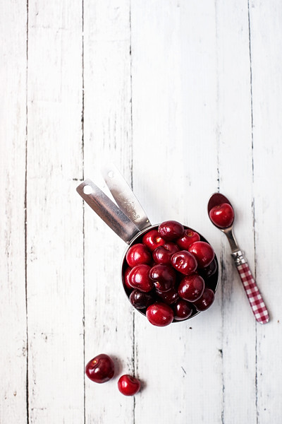Cherries in a Cup | Sara Ghedina | Flickr