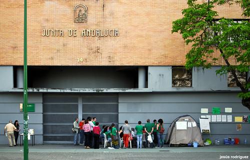 Acampada 1º de Mayo 05 | by jrodriguezgonzalez