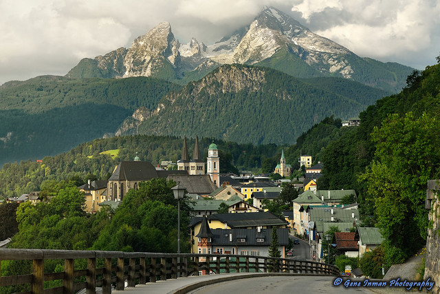 Hitler's Berghof Berchtesgaden