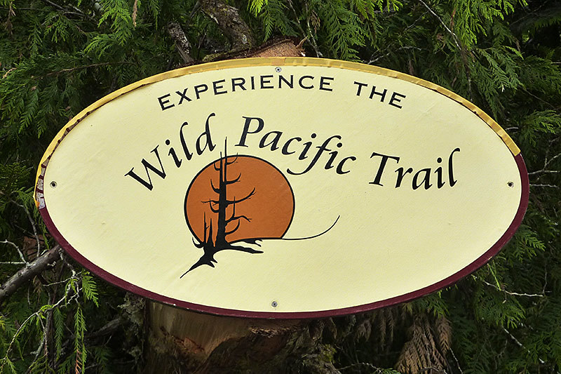 Wild Pacific Trail, Ucluelet, Vancouver Island, British Columbia, Canada