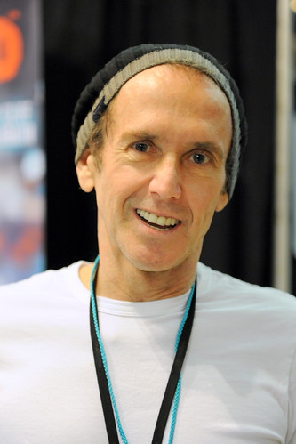 New York Comic Fest 2014: Bill Sienkiewicz | by Kendall Whitehouse