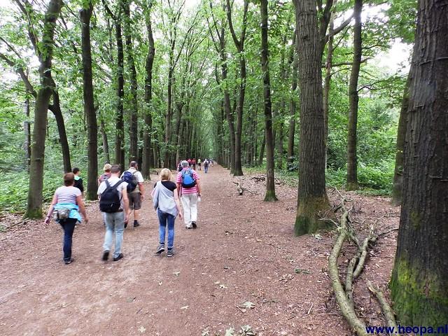 20-06-14  1e dag      Amersfoort         30 Km. (78)