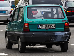 D AK UH 153 REAR