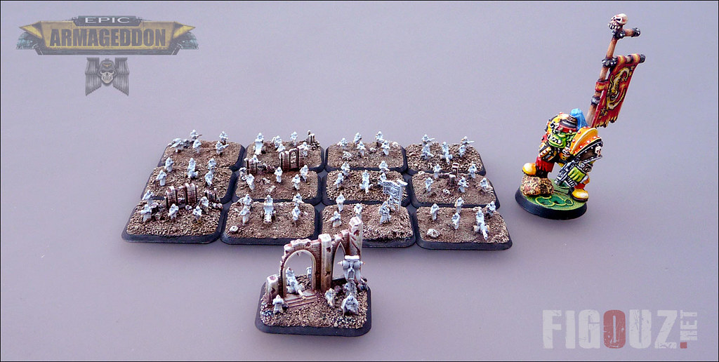 6mm scale photo - Death Korps Of Krieg - 6mm miniatures fo