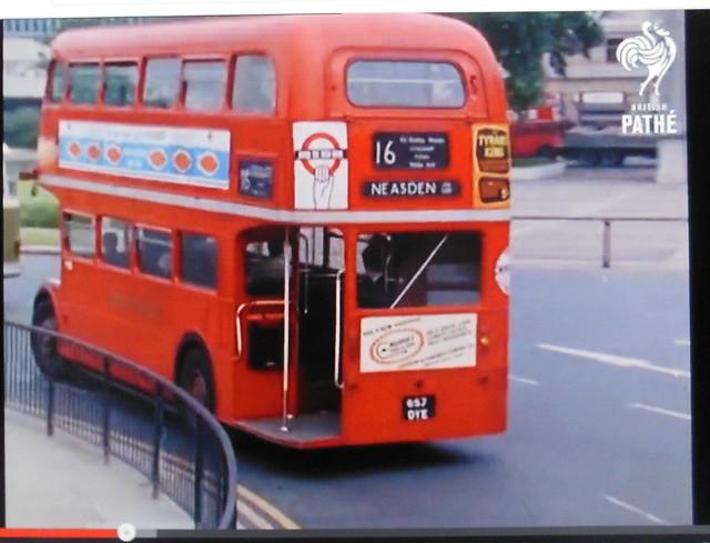 RM1657 circa 1969 route 16