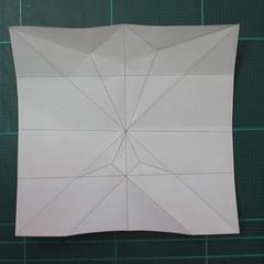 วิธีพับกระดาษเป็นที่คั่นหนังสือรูปผีเสื้อ (Origami Butterfly Bookmark) 014