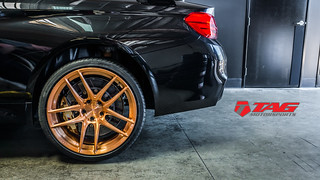 TAG Motorsports M4 Build | by MORR Wheels
