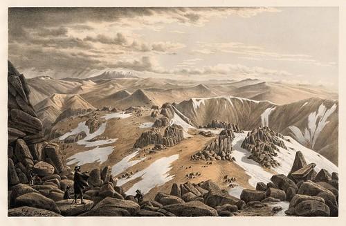 002-Australian landscapes -1860- Eugen von Guerard- Universität Tübingen | by ayacata7